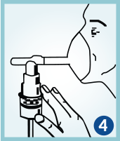 How to use PERFOROMIST® (formoterol fumarate) step 4